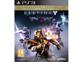 Destiny Legendary Edition PS3 hrací softvér