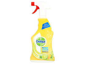 Dettol Power&Fresh Citrom&Lime Univerzalni spray za čišćenje, 500 ml