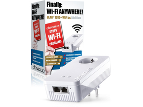 DEVOLO dLAN 1200+ WiFi ac powerline