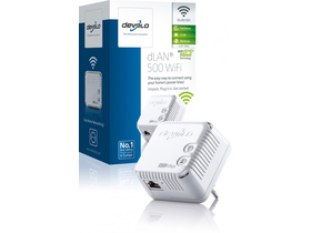 Devolo dLAN 500 WiFi powerline