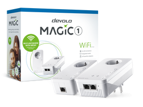 Devolo Magic 1 WiFi 2-1-2 Starter Kit mrežni adapter