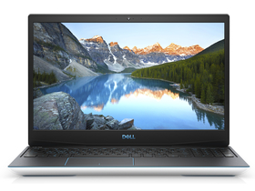 Dell G3590FI7UH5 Gaming notebook, HUN, biely