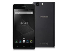 Smartphone Doogee X5 (Dual SIM), black(Android)