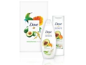 Dove Limited Edition Invigorating Ritual poklon paket