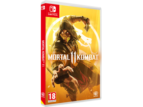 Mortal Kombat 11 Nintendo Switch Spielsoftware