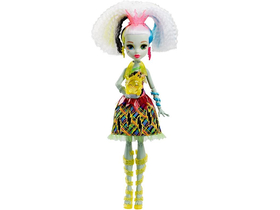 Monster High Bábiak - Frankie Stein