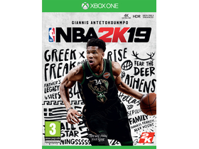 NBA 2K19 Xbox One hra