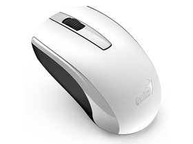 Mouse wireless Genius ECO-8100, alb