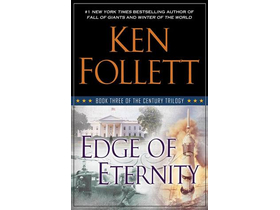 Ken Follett - Edge of Eternity (Hungaropress Kft.)