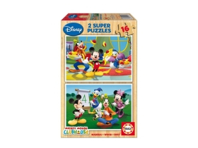 Educa Disney puzzle, 2x16 ks