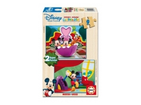 Educa Disney puzzle, 2x9 ks