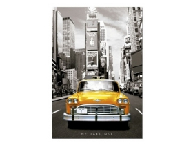 Educa New York-i Taxi puzzle, 1000 darabos