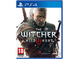 The Witcher III: Wild Hunt D2 Edition PS4 hrací softvér