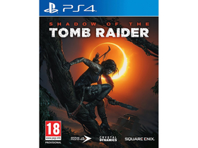 Shadow of the Tomb Raider PS4 hra
