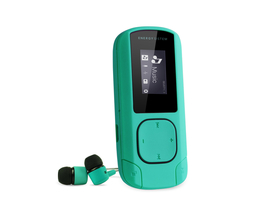 Energy Clip 8 GB MP3 player, menta