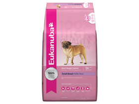 Eukanuba Adult Small Breed Weight Control suha hrana za odrasle pse, 3kg