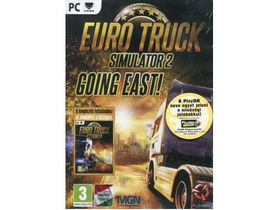 Euro Truck Simulator 2 Going East!  PC játék