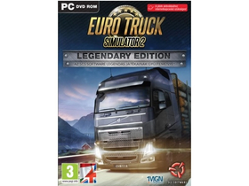 Euro Truck Simulator 2 Legendary Edition  PC igra