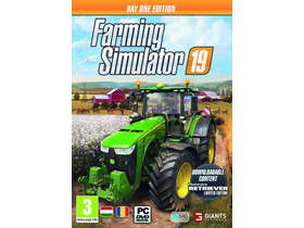 Farming Simulator 19 PC Spielsoftware