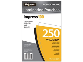 Folie laminat Fellowes A4, 100 microni