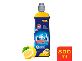 Finish Shine & Protect Spülmittel, Zitrone, 800 ml