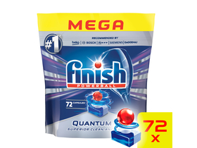 Finish Quantum Max tablete za sudove 72 kom.
