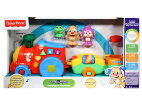 Fisher-Price Doggy train