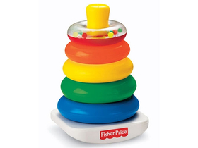 Fisher-Price Nihajoča piramida