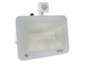 Reflector cu senzor Global FL-APPLE-50W-PIR2 LED