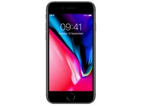 Apple iPhone 8 64GB (mq6g2gh/a), astrogray