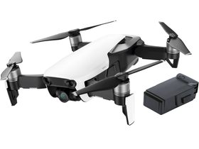 DJI MAVIC Air Fly More Combo dron (Arctic White), bijeli + DJI akumulator