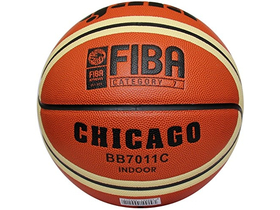 Gala Chicago indoor basketballová lopta (BB-7011C)