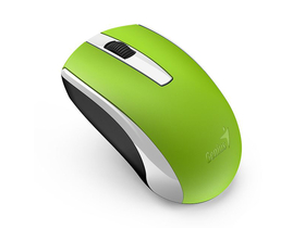 Mouse wireless Genius ECO-8100, verde