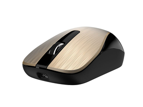 Mouse wireless Genius ECO-8015, Gold