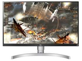 LG 27UL650-W UHD IPS Freesync LED monitor