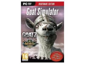 Goat Simulator Nightmare Edition PC igra