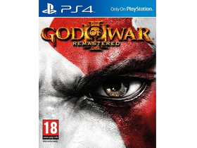 God Of War 3 Remastered PS4 igra