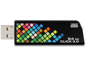"Goodram ""Cl!ck"" 64GB USB3.0 pendrive (PD64GH3GRCLKR9)"