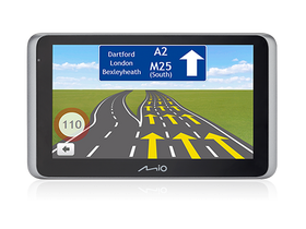 GPS Mio Mivue Drive65 LM +camera Ext. HD