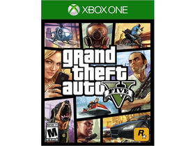 Joc software Grand Theft Auto V (En) Xbox One