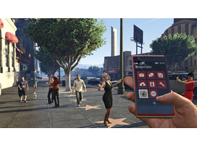 Rockstar Games Grand Theft Auto V Xbox One játékszoftver EN