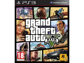 Grand Theft Auto V (GTA V) PS3 hra