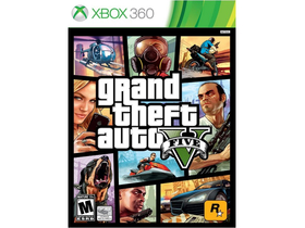 Joc software Grand Theft Auto V (En) Xbox 360