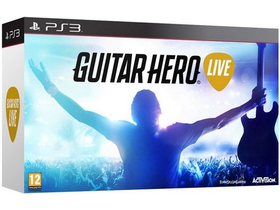 Guitar Hero LIVE PS3  hra