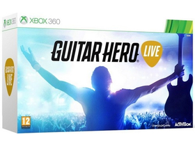 Guitar Hero LIVE Xbox 360 hra