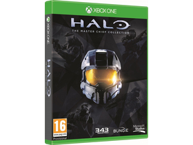 Halo Master Chief Collection Xbox One játékszoftver