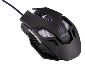 "Mouse optic Hama uRage "" Reaper Nx "" 4000DPI gamer"