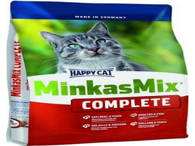 Happy Cat Medium Minkas mačka jela sa ukosom piletine, 4 kg