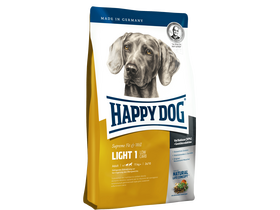 Happy Dog Supreme Fit & Well Adult Light 1 Low Carb gluténmentes kutya eledel, 12,5 kg