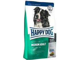 Mâncare pentru câini fără gluten Happy Dog Supreme Fit & Well Medium Adult , 1 kg